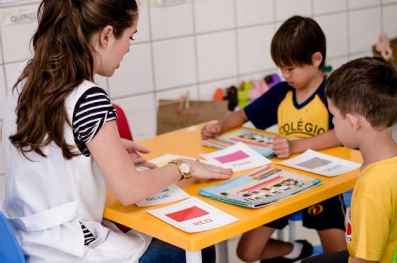 Inglês - Programa Bilíngue